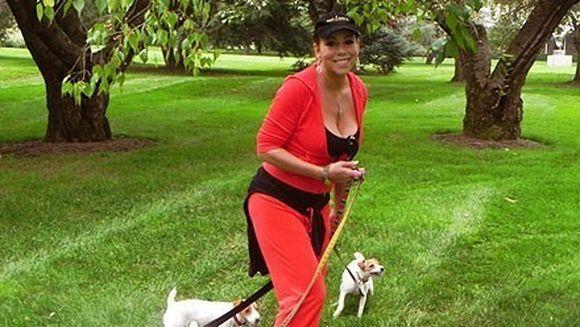 """Mariah Carey: """"Cateodata am incredere in sotul meu"""""""
