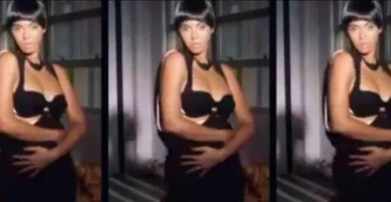 Beyonce cu burtica la vedere in noul ei videoclip! Iti place cum ii sta? VIDEO