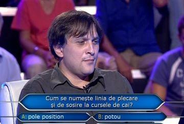 """De premiul obţinut în această seară la """"Vrei să fii milionar?"""" depinde nunta concurentului Iulian Năstase, medic militar în Bucureşti"""