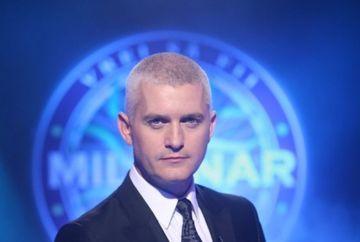 """""""Vrei să fii milionar?"""", quiz show-ul prezentat de Virgil Ianţu, începe miercuri, 24 august, la Kanal D"""