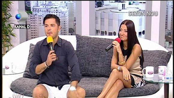 Liviu Varciu si Gabriela Cristea, un nou cuplu monden? Surprizele se tin lant la Kanal D!