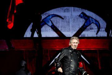 Concertul lui Roger Waters la Bucuresti: 50 000 de spectatori sunt asteptati la cel mai mare spectacol al anului! Aproape 200 de politisti asigura ordinea