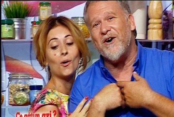 Antonio Passarelli, duet de senzatie cu actrita Bianca Sarbu!
