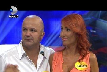 """Axinte si sotia lui, Carmen, concurenti la """"Jumatatea mea stie"""" pentru o cauza nobila"""