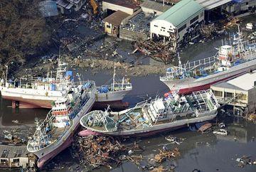 CUTREMUR puternic in Japonia, in apropierea centralei de la Fukushima