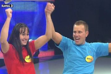 """Mihaela si Marius au castigat batalia pentru marele premiu la """"Jumatatea mea stie""""!"""