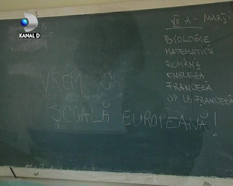 SCOLI in Romania care arata ca dupa bombardament! Unde se duc miliardele alocate invatamantului