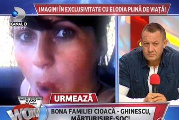 IMAGINI IN EXCLUSIVITATE cu Elodia Ghinescu in viata. Nu o sa-ti vina sa crezi cine este persoana care le-a filmat