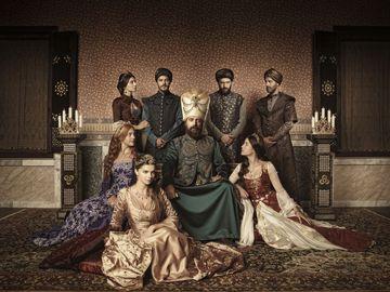"Serialul ""Suleyman Magnificul – sub domnia iubirii,"" lider de audienta!"