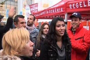 """Oktoberfest 2013 a dat startul distractiei! Concurentii """"Te vreau langa mine"""" au fost la Plaza Romania"""