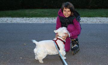 Maia, fetita lui Teo, 9 ani deja are tabieturi! Uite ce face in fiecare weekend