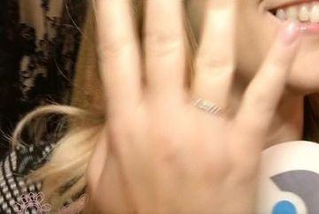 CE VEDETA Kanal D a primit un inel de logodna de la iubit chiar de ziua ei!
