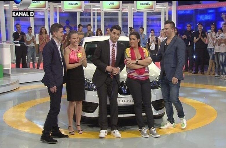 """Liviu Guta si Minodora au castigat o masina, la emisiunea """"Jumatatea mea stie"""", pentru cazul impresionant al unei femei din Buzau!"""
