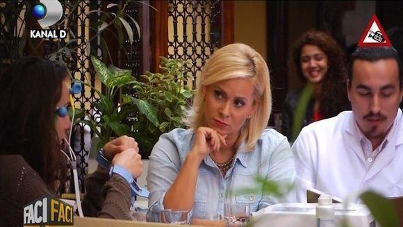 """Paula Chirila: """"Eu cred ca este ceva intre tine si sotul meu!"""""""