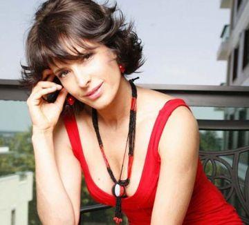 Monica Davidescu, asa cum nu ai mai vazut-o, azi, la Teo, de la 16.45, la Kanal D