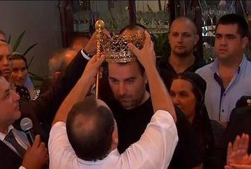 RAZBOI total intre cei doi copii ai fostului rege al romilor, Florin Cioaba!