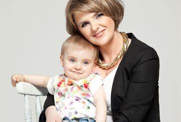 """Silvia Ionita a primit, de ziua ei, un cadou dulce de la fetita sa: """"M-a emotionat pana la lacrimi"""""""