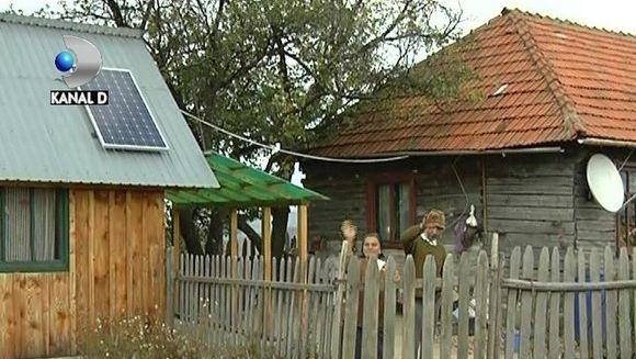 Abia acum au lumina in case! POVESTEA satului uitat de oameni