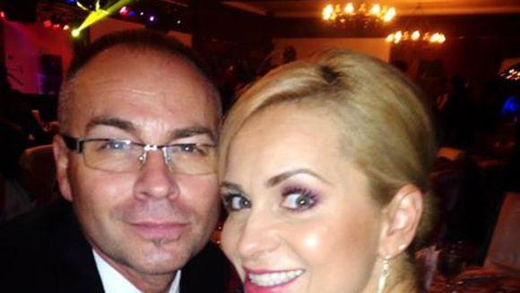 Paula Chirila, dragastoasa cu sotul ei la un eveniment monden