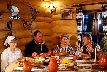 TARA-N BUCATE: Miraculoasele taine ale hribilor din Bucovina!