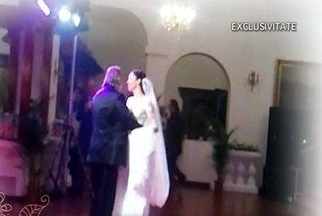 Brigitte Sfat i-a cantat lui Ilie Nastase la nunta lor!