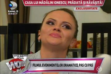 """Cristina Siscanu, cu lacrimi in ochi: """"Am stat cateva ore si mi-am imaginat tot felul de lucruri"""""""