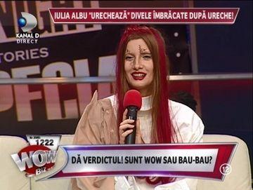 """Iulia Albu a facut SENZATIE cu o noua aparitie """"NEBUNA""""! A venit imbracata in sapte camasi"""