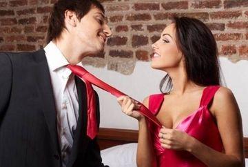 Ce cuvinte doreste un barbat sa auda in pat pentru o partida de neuitat