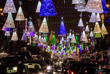 Sorin Opreascu a anuntat cand vor fi aprinse luminitele de Craciun din Bucuresti