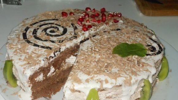 Tort Camelia