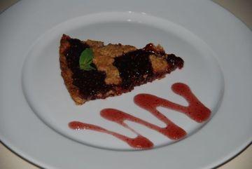 Tort Linzer (Prajitura cu dulceata de zmeura)