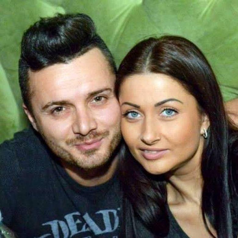 Gabriela Cristea, fanul numarul unu al iubitului ei!