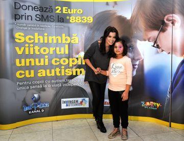 "Simona Patruleasa: ""Imi doresc ca oamenii sa nu ramana indiferenti la problema copiilor cu autism!""'"