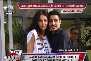 Mihaela Radulescu, incantata ca-l vede pe cel acuzat ca a hartuit-o! Imagini neasteptate
