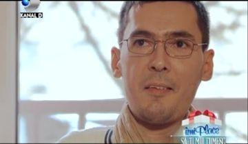 Iulian Craciun, povestea unui invingator in scaun cu rotile! Urmareste un material care te va marca