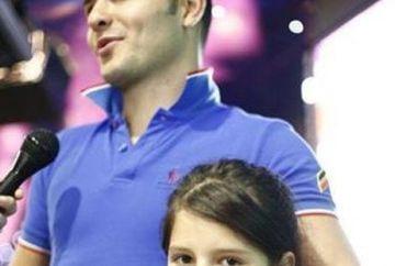 Fetita lui Varciu a primit un cadou special de la tatal ei! A plans de fericire