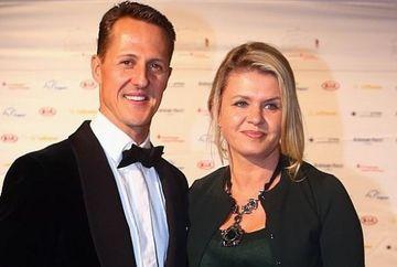 Ea este cea care sta in permanenta langa Michael Schumacher! Uite ce declaratie emotionanta a facut