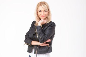"""Cristina Cioran: """"In doar o zi, mi-am transformat vila!"""""""