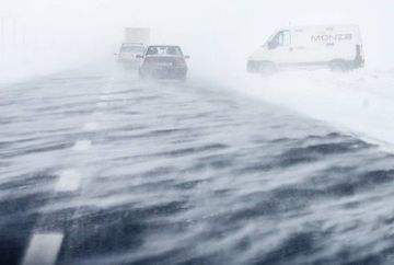 Avertizare meteo: Viscolul va continua sa fie puternic! Uite noile regiuni vizate de COD PORTOCALIU si GALBEN
