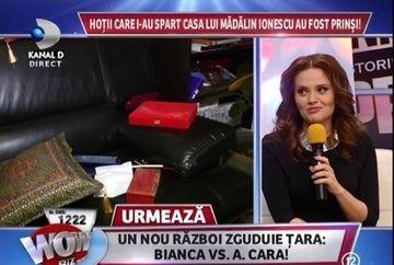 """Hotii care i-au spart casa lui Madalin Ionescu au avut trei spargeri in aceeasi noapte! Siscanu: """"Mi-ar placea sa recuperez verigheta"""""""