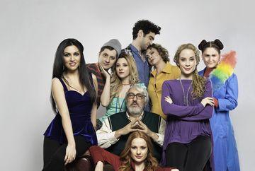 "Serialul ""Fetele lu' dom' Profesor"" te face sa razi in hohote, din 12 martie, la Kanal D!"
