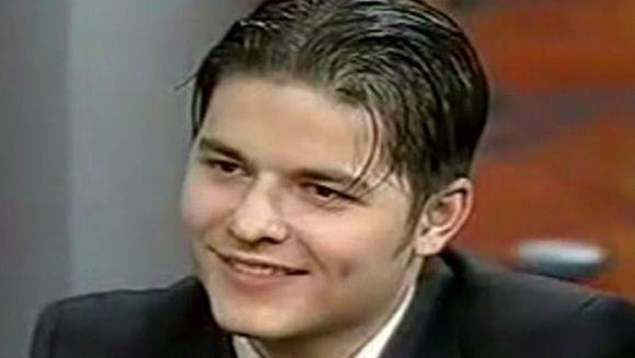 """Imagini de colectie cu Liviu Varciu! Ce declaratii facea la """"Tuca Show"""" in urma cu 13 ani"""