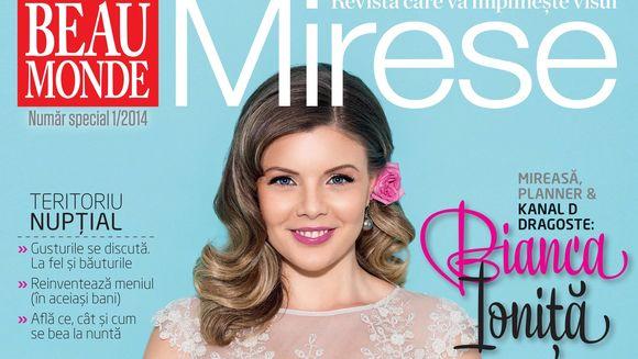 "Bianca Ionita, mireasa in avans: ""Pregatirile pentru nunta sunt pe ultima suta de metri"""