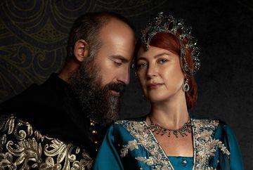 """Serialul """"Suleyman Magnificul"""", pe primul loc in preferintele romanilor"""