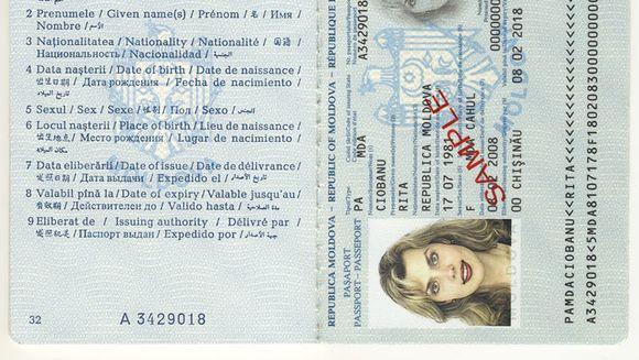 Incepand de luni, 28 aprilie, cetatenii moldoveni cu pasapoarte biometrice pot calatori in Romania FARA VIZA