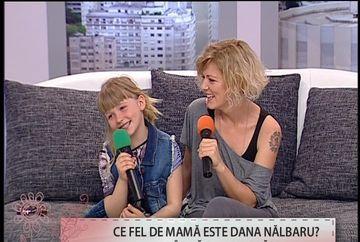 "Dana Nalbaru: ""Eu si Dragos suntem niste parinti seriosi"""