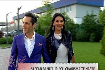Stefan Banica, la prima aparitie in public cu Lavinia a castigat si un premiu