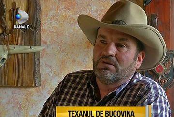 """Texanul de Bucovina"" vine la ""Asta-i Romania!"""