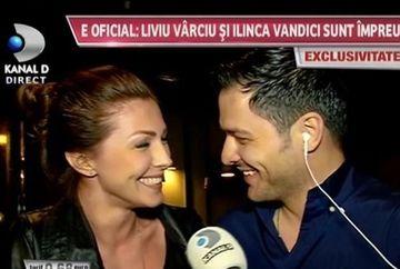 "Ilinca Vandici si Liviu Varciu incing noptile cu show-ul ""O iubire de-o vara"""