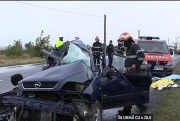 Blestem al mortii pe Drumul European 85! 4 oameni, printre care si o copila de numai 7 ani, si-au pierdut viata in drumul spre casa